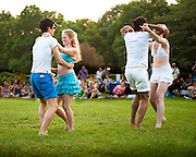 """Variation of a Bachata Style Dance performed by Over the Top Dance Company at the 11th Annual Dances at the Lakes Festival"