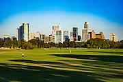 Austin Skyline, Austin, Texas, November 3, 2015.