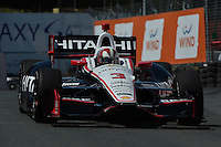Helio Castroneves, Honda Indy Toronto, Streets of Toronto, Toronto, Ontario CAN 07/13/13