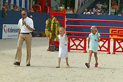 Ehrens Rob-Dames<br /> Outdoor Gelderland 2005<br /> Photo © KVDM
