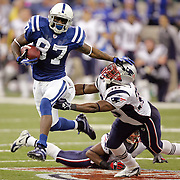 2006 Patriots at Colts AFC Championship