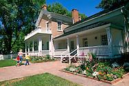 Brigham Young's Winter Home built in 1870-1873 Utah's Dixie; St. George, UTAH