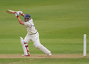 Ian Westwood (Warwickshire County Cricket Club) in action during the LV County Championship Div 1 match between Durham County Cricket Club and Warwickshire County Cricket Club at the Emirates Durham ICG Ground, Chester-le-Street, United Kingdom on 13 July 2015. Photo by George Ledger.