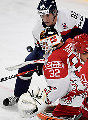 20170509 Slovakiet - Danmark IIHF Ice Hockey World Championship