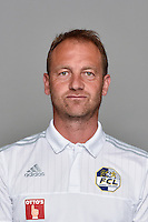 15.07.2016; Luzern; Fussball - FC Luzern;<br />Torhuetertrainer Daniel Boebner (Luzern)<br />(Martin Meienberger/freshfocus)