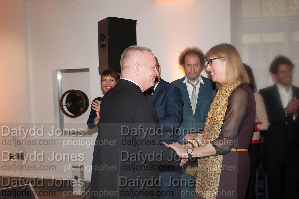 Andreas Preuss; Brett Rogers,, Deutsche Börse photography prize: 2013. Photographer's Gallery. London. 11 June 2013.