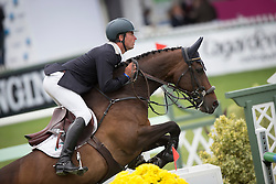 Bruggink Gert Jan, (NED), Mcb Ulke<br /> Prix Conseil Général de Loire Atlantique<br /> Longines Jumping International de La Baule 2015<br /> © Hippo Foto - Dirk Caremans<br /> 14/05/15