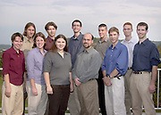 15545?OMEA? Percussion Group Photo for Roger Braun