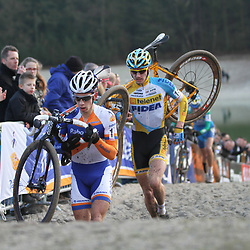 Nederlands Kampioenschap veldrijden Gasselte elite