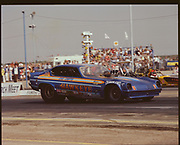 The Patch, Bakersfield, The March Meet1976 Drag Racing