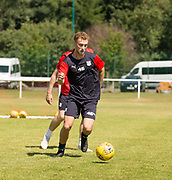 Matty Henvey - Dundee pre-season training on Thursday 28th June at University Grounds, Riverside, Dundee, <br /> <br /> <br />  - &copy; David Young - www.davidyoungphoto.co.uk - email: davidyoungphoto@gmail.com