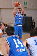 DESCRIZIONE : Bormio Raduno Collegiale Nazionale Maschile Amichevole Italia Israele <br /> GIOCATORE : Daniele Cavaliero <br /> SQUADRA : Nazionale Italia Uomini Italy <br /> EVENTO : Raduno Collegiale Nazionale Maschile <br /> GARA : Italia Israele Italy Israel <br /> DATA : 27/07/2008 <br /> CATEGORIA : Tiro <br /> SPORT : Pallacanestro <br /> AUTORE : Agenzia Ciamillo-Castoria/S.Silvestri <br /> Galleria : Fip Nazionali 2008 <br /> Fotonotizia : Bormio Raduno Collegiale Nazionale Maschile Amichevole Italia Israele  <br /> Predefinita :