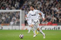 FOOTBALL - UEFA CHAMPIONS LEAGUE 2009/2010 - 1/8 FINAL - 2ND LEG - REAL MADRID v OLYMPIQUE LYONNAIS - 10/03/2010 - PHOTO JEAN MARIE HERVIO / DPPI - GONZALO HIGUAIN (REAL)