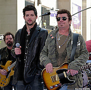 Andrew Farriss, Jd Fortune, Tim Farriss -- INXS.Today Show, May 5, 2006