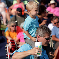 Port City Shakedown performed at Boogie in the Park Sunday June 15, 2014 in Kure Beach, N.C.  (Jason A. Frizzelle)
