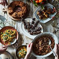 january feast table