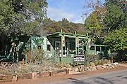 Tucker Wildlife Sanctuary of Modjeska Canyon California
