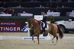 Cornelissen Adelinde (NED) - Jerich Parzival<br /> Grand Prix - CDI-W Mechelen 2011<br /> © Dirk Caremans