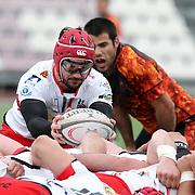20170304 Rugby, eccellenza : Fiamme Oro vs Reggio