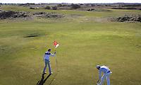 TEXEL - De Cocksdorp - Hole 5 Golfbaan De Texelse. COPYRIGHT KOEN SUYK