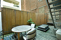 Patio at 4-6 West 14th St