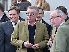 Michael Gove visits Bull Sales | Stirling | 4 February 2018