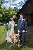 Wedding party and Family Photos