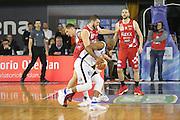 Marcus Landry<br /> Germani Basket Brescia Leonessa - The Flexx Pistoia Basket<br /> Lega Basket Serie A 2016/2017<br /> PalaGeorge 08/01/2017<br /> Foto Ciamillo-Castoria