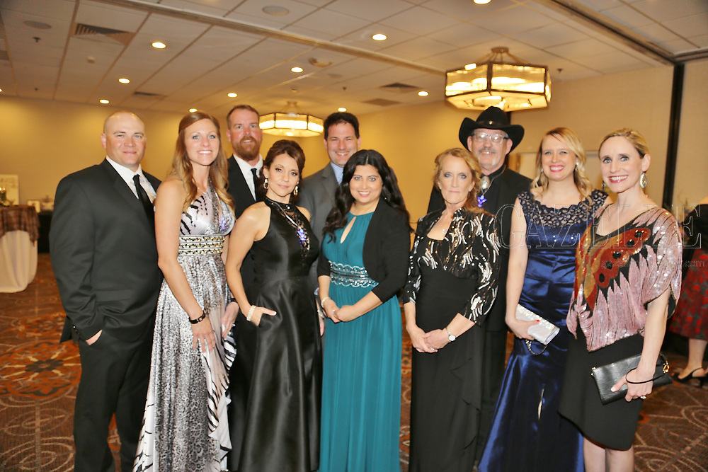 Eric and Amanda Brodbeck, Troy and Vickie Roberts, Shane and Rebecca McKelvey, Becky and Ken Shaffar, Casey brooks, Brittaney Smith