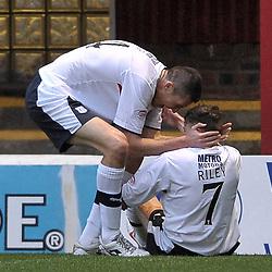 Motherwell v Dundee   Scottish Premier League   10th November 2012