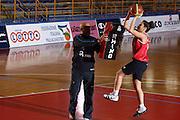 Cervia  01/12/2009<br /> Allenamenti Nazionale Italiana Femminile Sperimentale<br /> Foto Ciamillo<br /> francesca dotto