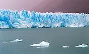 Perito Moreno Glacier in Los Glaciares National Park of Argentina