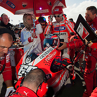 2011 MotoGP World Championship, Round 16, Phillip Island, Australia, 16 October 2011, Nicky Hayden