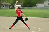 20170421 Heyworth at Lexington-Ridgeview softball