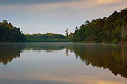 Dawn at Kinabatangan River, Sabah