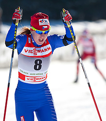 05.01.2011, Nordic Arena, Toblach, ITA, FIS Cross Country, Tour de Ski, Qualifikation Sprint Women and Men, im Bild Eva Nyvltova (CZE, #8). EXPA Pictures © 2011, PhotoCredit: EXPA/ J. Groder