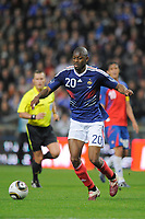 FOOTBALL - FRIENDLY GAME 2010 - FRANCE v COSTA RICA - 26/05/2010 - PHOTO JEAN MARIE HERVIO / DPPI - ABOU DIABY (FRA)