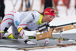 HUDAK Brittany, CAN, Long Distance Biathlon, 2015 IPC Nordic and Biathlon World Cup Finals, Surnadal, Norway