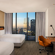 Hilton Midtown Guadalajara. Photo by: Victor Elias Photography