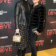NLD/Amsterdam/20181126 - premiere All You Need Is Love, Anouk Smulders