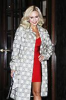 Kristina Rihanoff, Attitude Magazine - 20th Birthday Party, Grosvenor House Hotel, London UK, 29 March 2014, Photo by Brett D. Cove
