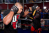 UFC 141 Workouts