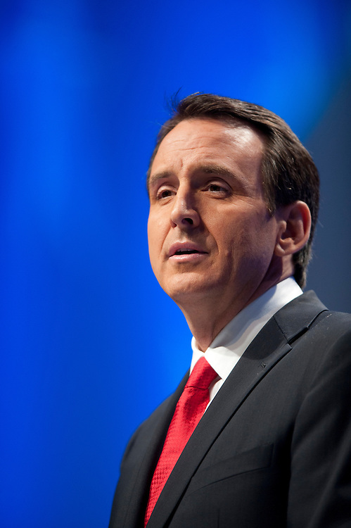 Feb 11, 2011 - Washington, District of Columbia, U.S. - Former Minnesota Gov. Tim Pawlenty speaks to conservatives at the the annual Conservative Political Action Conference (CPAC) in Washington, D.C on Friday.  More than 11,000 activists and politicians are expected for the 38th annual conference. The three-day meeting is the largest conservative gathering of the year. (Credit Image: © Pete Marovich/ZUMA Press)