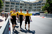 May 24-27, 2017: Monaco Grand Prix. Jolyon Palmer (GBR), Renault Sport Formula One Team, R.S.17