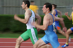 Gregor Kokalovic at Athletic National Championship of Slovenia, on July 20, 2008, in Stadium Poljane, Maribor, Slovenia. (Photo by Vid Ponikvar / Sportal Images).