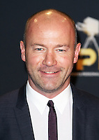 LONDON - DECEMBER 16: Alan Shearer attended the BBC Sports Personality of the Year at ExCeL, London, UK. December 16, 2012. (Photo by Richard Goldschmidt)