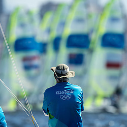 2016 RIO Olympic Sailing Day6