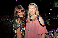 Rumer and Guest, the 2011 MITs Award. Held at the Grosvenor Hotel London in aid of Nordoff Robbins and the BRIT School. Monday, Nov.7, 2011