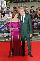 LONDON - JUNE 18: Anna Friel; Rhys Ifans attends the Gala Premiere of 'The Amazing Spider-Man', Leicester Square Gardens, London, UK. June 18, 2012. (Photo by Richard Goldschmidt)