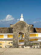 Bell and Spire, Church, Castillo San Felipe del Morro, Old San Juan/Viejo San Juan
